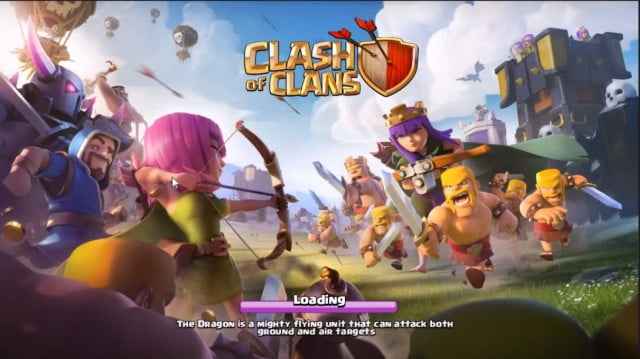 Clash of clans for windows