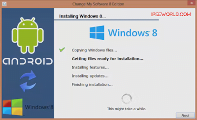 Installing Windows on Android