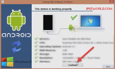 Verify OS Details