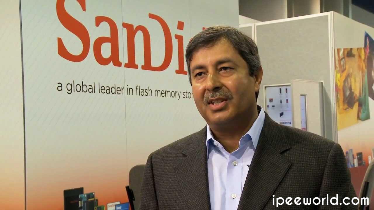 Sanjay Mehrotra CEO Sandisk