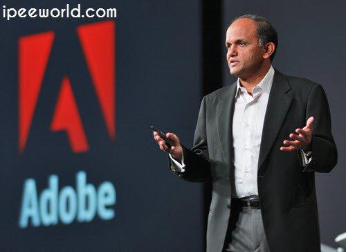 Shantanu Narayen Adobe CEO