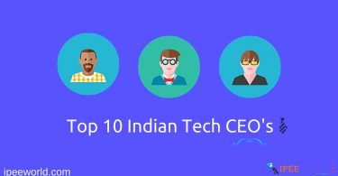10 Indian Tech CEO Rules The World