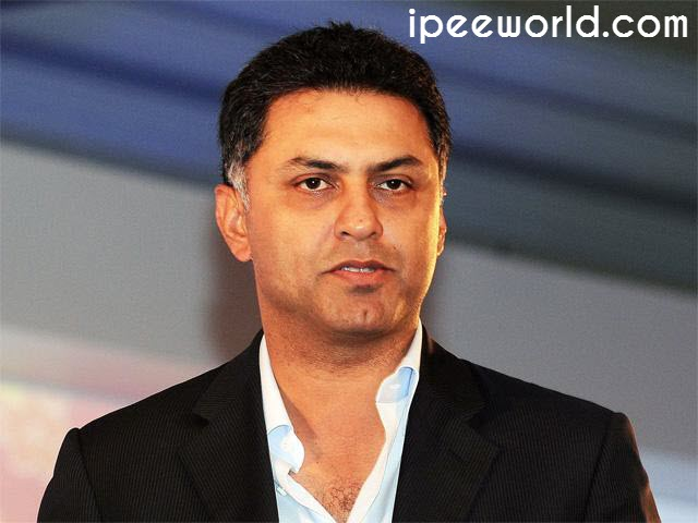 Nikesh Arora Soft Bank Corp CEO
