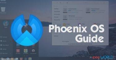 phoenix os installation guide