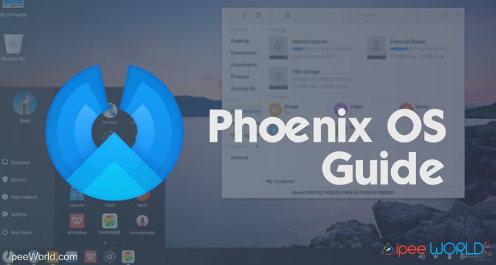 phoenix os installation guide