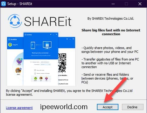 Shareit Installer For PC