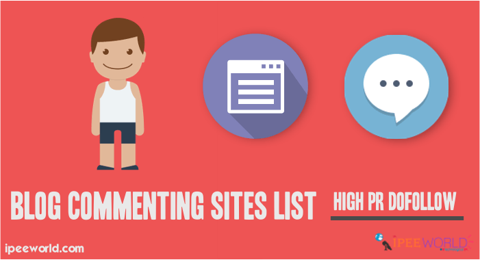 Blog Commenting Sites List