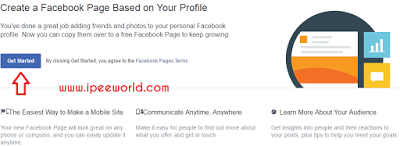 Convert your Facebook Profile into a Facebook Page