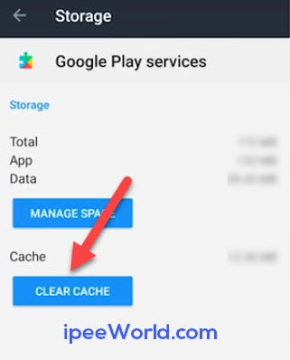 Clear App Data - Google Assistant