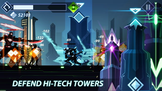 overdrive game for android