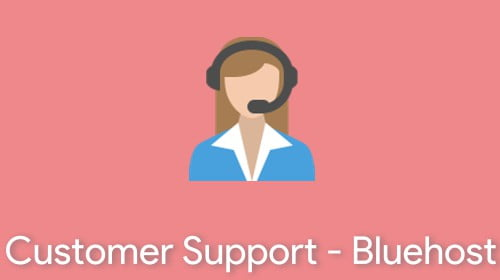 Customer Support Bluehost Hosting
