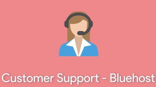 Customer Support Bluehost Hosting