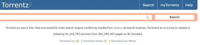 Best Torrent Search Engine