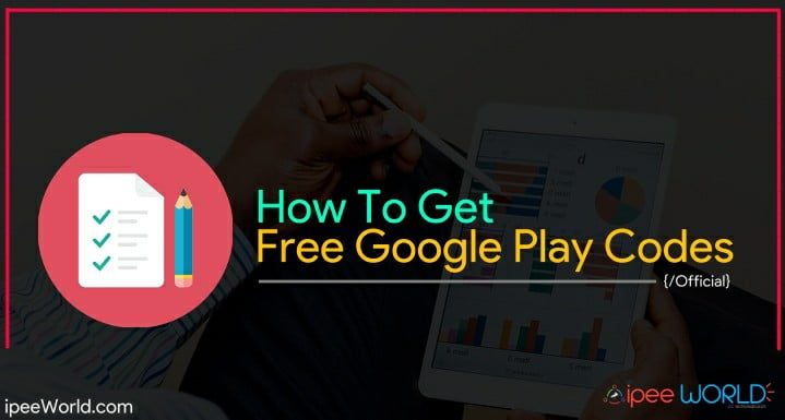 Free Google Play Codes