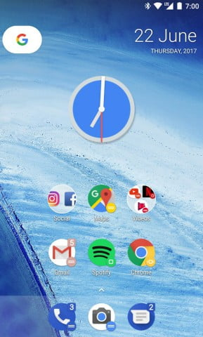 Action Launcher Android
