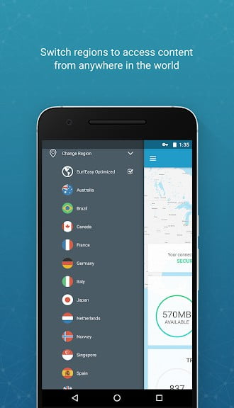 surfeasy android vpn