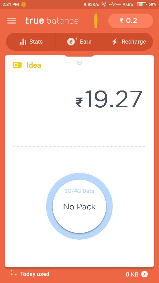 Truebalance App Download