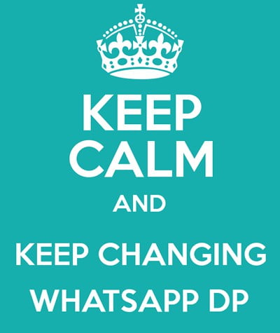 WhatsApp Funny Dp