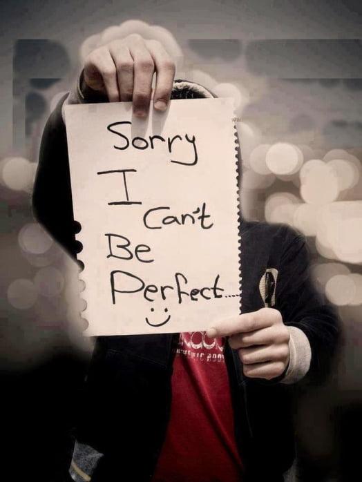 sorry dp