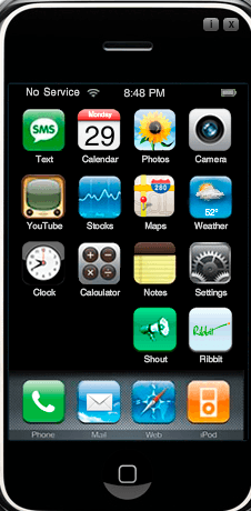 AIR iPhone Emulator