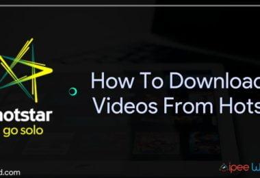 hotstar download