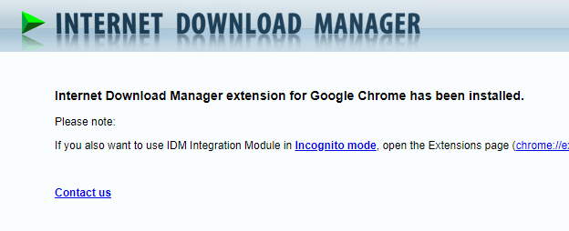 free download internet download manager extension for google chrome