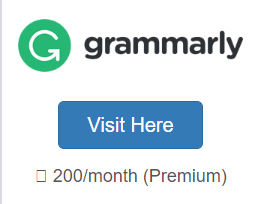 Grammarly Premium for Free Flikover