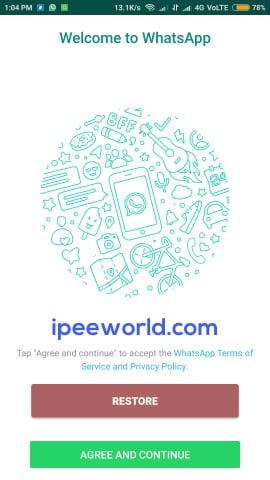 create account fmwhatsapp