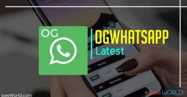 ogwhatsapp latest version apk