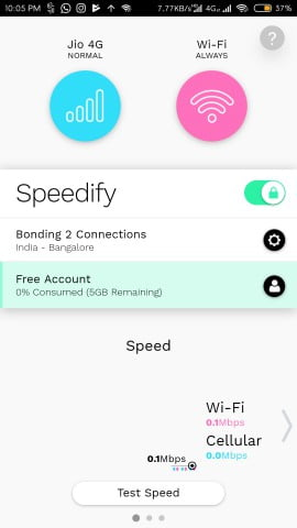 enable wifi and mobile data