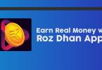 Roz Dhan App
