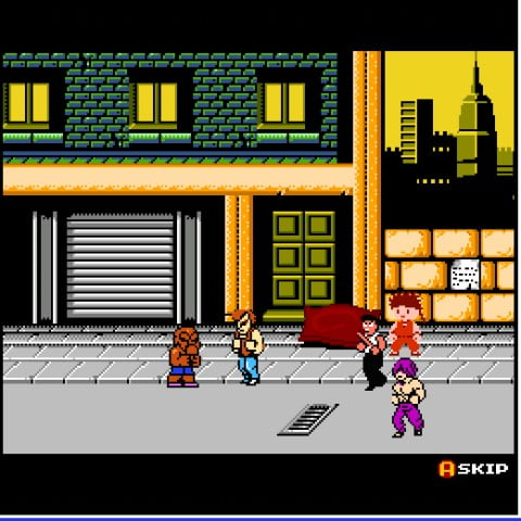 abobo's big adventure browser-game
