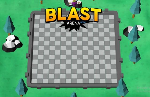 blast arena game