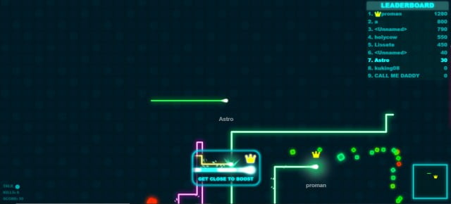 powerline browser game