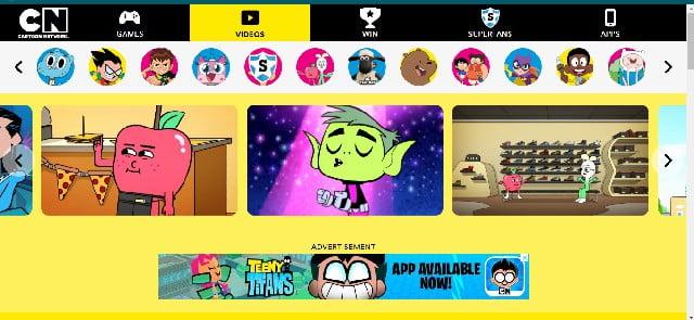 Cartoon Network Watch Cartoons Online FREE