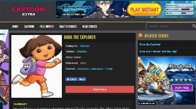 cartoonextra best cartoon site
