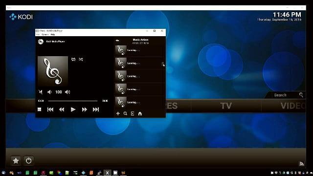 kodi media player for windows