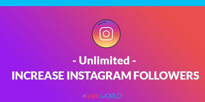 get unlimited instagram followers