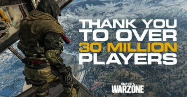 cod warzone gets 30 million players in 10 days