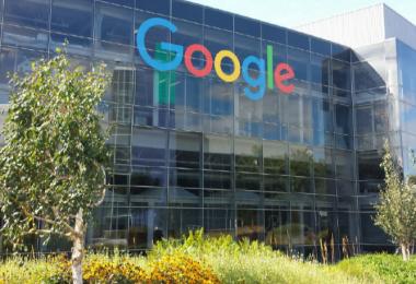 corona virus google employee tests positive