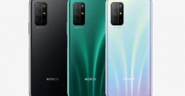 honor 30s color options
