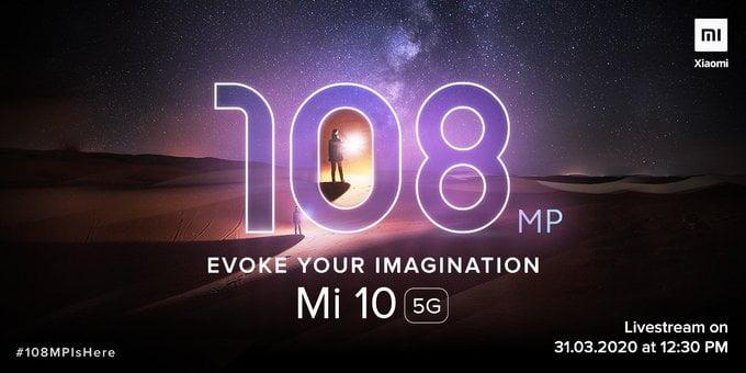 mi 10 launch date confirmed