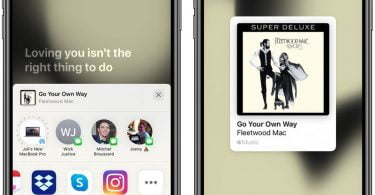 share song from apple music to instagram stories