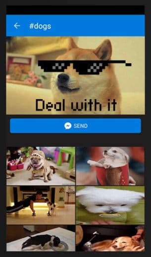 gif keyboard for android
